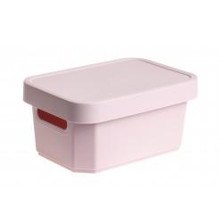 Κουτί αποθήκευσης Cave Box 11L Ροζ 36x27.5x13.5 Cyclops