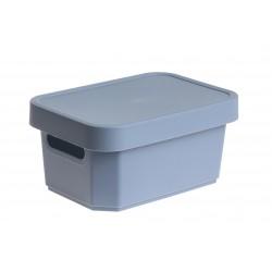 Κουτί αποθήκευσης Cave Box 11L Μπλε 36x27.5x13.5 Cyclops