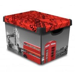 Κουτί Αποθήκευσης Stockholm London 22L CURVER