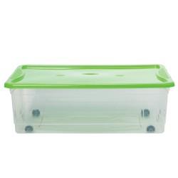 Κουτί Αποθήκευσης Benefit με Ρόδες 32 lt