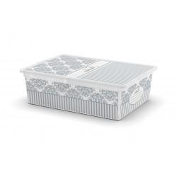 Κουτί Αποθήκευσης C Box Style Classy 27L
