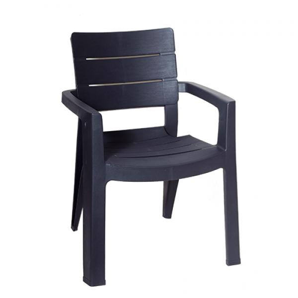 ΠΟΛΥΘΡΟΝΑ NEFELI 58X63.50X83 cm Καρέκλες Κήπου