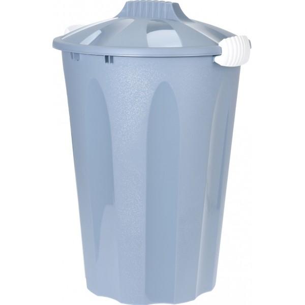 Κάδος πλαστικός απορριμμάτων ασφαλείας 40L Κάδοι Απορριμμάτων