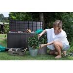 Μπαούλο Kήπου Sherwood 270L Keter 17199435 Οργάνωση κ Αποθήκευση Κήπου